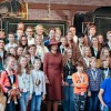 2020.02.10 - Koningin Máxima Bij Sciencemakers Awards 2020